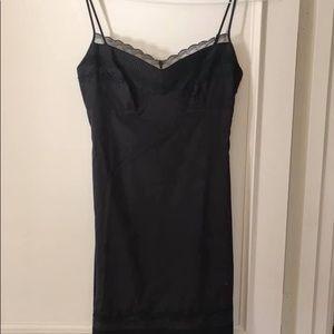 BCBG Classic Black Dress